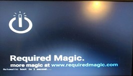 (Required Magic) gallery